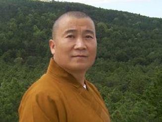 Maître Shi Heng Jun