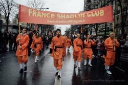 Défilé du Nouvel An Chinois 2016