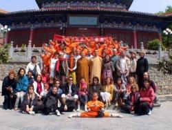 Accueil des élèves français en Chine