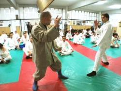 Stage de Kung Fu en Italie