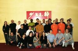 Stage de Kung Fu à Paris
