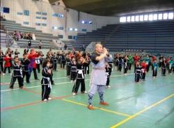 Tong Zi Gong au Maroc