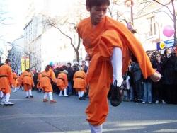 Défilé pour le Nouvel An Chinois à Paris