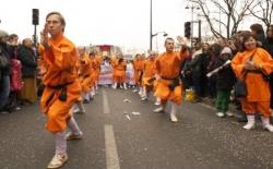 Défilé du Nouvel An Chinois 2014