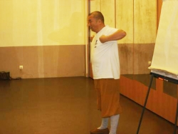 Stage de Qi Gong Rumen avec Maître Shi Heng Jun