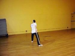 """Stage de bâton """"Yin Shou Gun"""""""