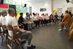 Stage de Méditation Shaolin Si Chan avec Maître Shi Heng Jun