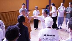 "Stage de boxe interne ""Jin Gang Quan"" avec Maître Shi Heng Jun"