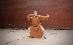 France Shaolin Club au forum des associations de Paris 4ème