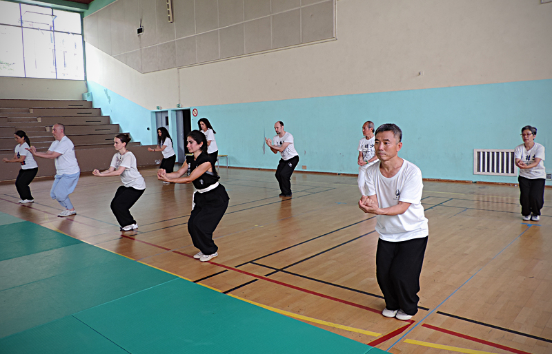 France shaolin club arts martiaux chinois paris for Arts martiaux chinois