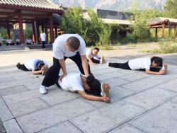 Stage de Qigong et de Bien-Etre, au Song Shan Scenic Area avec Maître Shi Heng Jun
