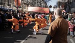 """Kung Fu externe """"Da Luohan Quan"""""""