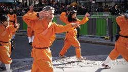 "Kung Fu interne ""Jin Gang Quan"""