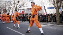 "Kung Fu interne ""Rou Quan"""