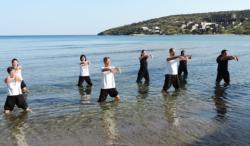 Stage en Grèce